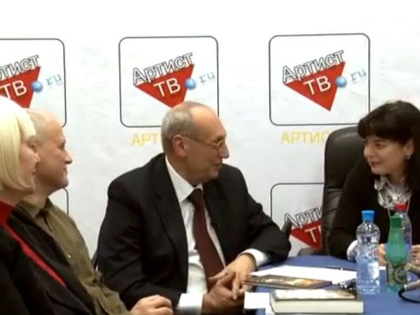 Выступление на передаче АРТИСТ-ТВ