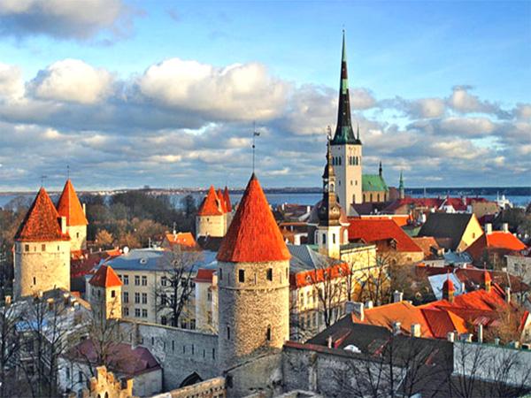 Прогулки по Таллинну