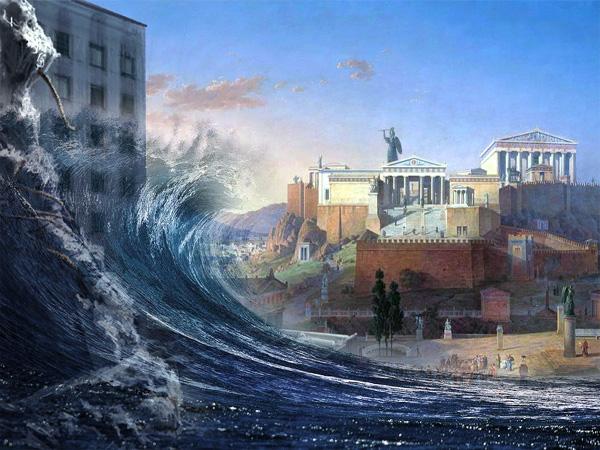 Потоп (отрывок из книги «Пора домой»)