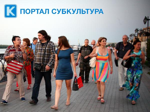 Литературный фестиваль «Поехали! В Астрахань» состоялся