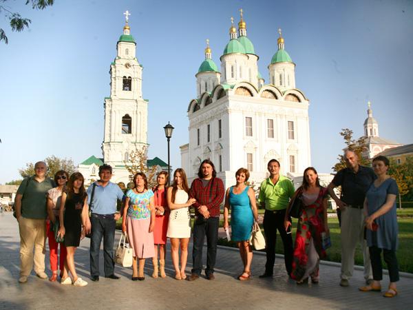 Литературный фестиваль «Поехали!», или в Астрахань с рэп-баттлом!