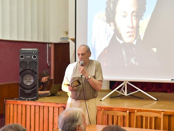 Первый Международный фестиваль имени Пушкина в Крыму