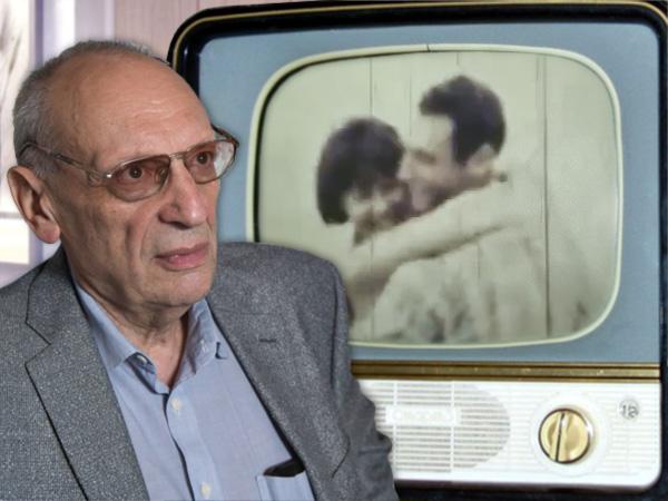 Саша Кругосветов на видео из 60-х